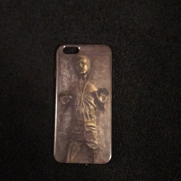 outlet store cfe23 2a110 Han Solo carbonite iphone case 6/6s